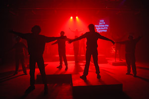 BLACKOUT - RSAMD Dramaworks - Lighting Design by ANDREW WILSON